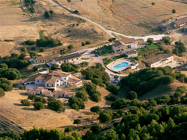 Agriturismo op Sardinië