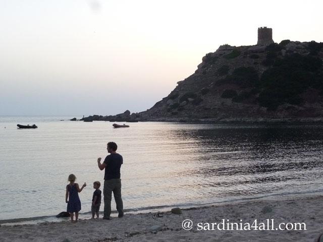 Torre del Porticciolo - camping - Alghero