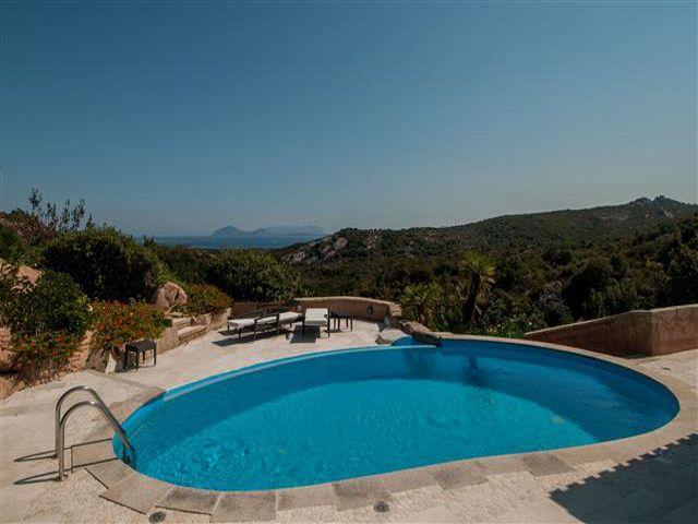 Luxus Villas Sardinien Costa Smeralda - Villa Pevero Hills - Urlaub Sardinien