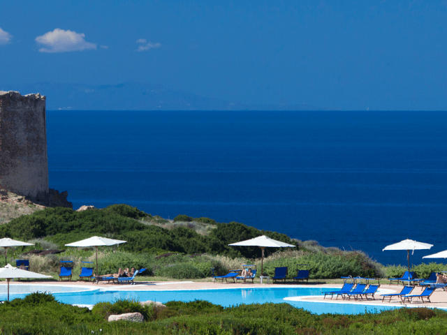Hotel Torreruja - Isola Rossa - Sardinien