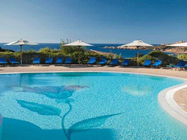 Hotel Isola Rossa - Sardiinien