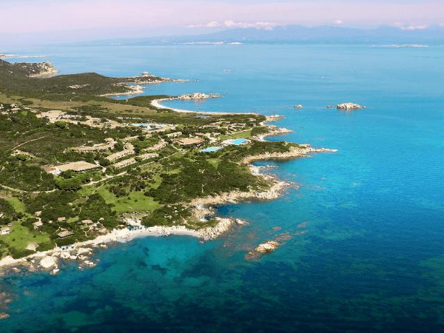 Luxus Hotel Sardinien - Valle dell Erica Resort