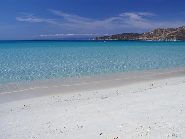 Vakantie op Sardinië - Schitterend strand in Villasmius