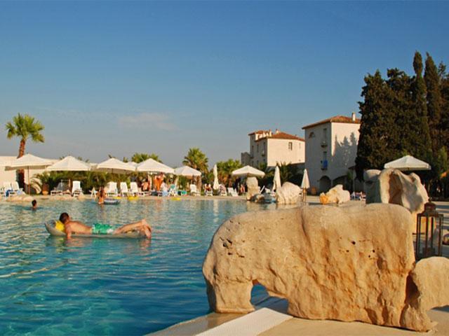 Zwembad - Tarthesh Hotel - Guspini - Sardinië