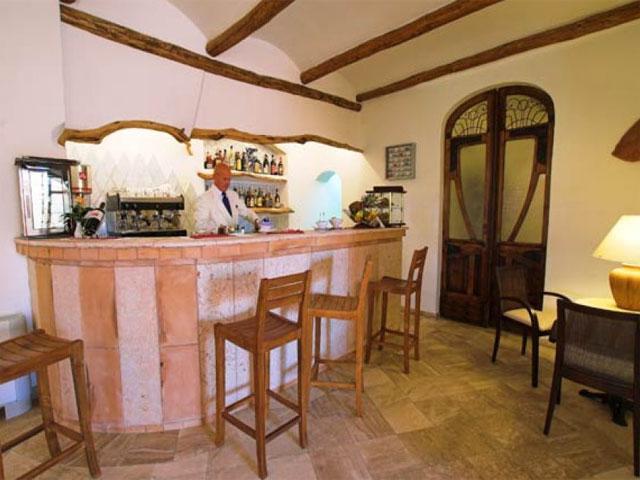 Bar - Hotel Arathena - San Pantaleo - Sardinië