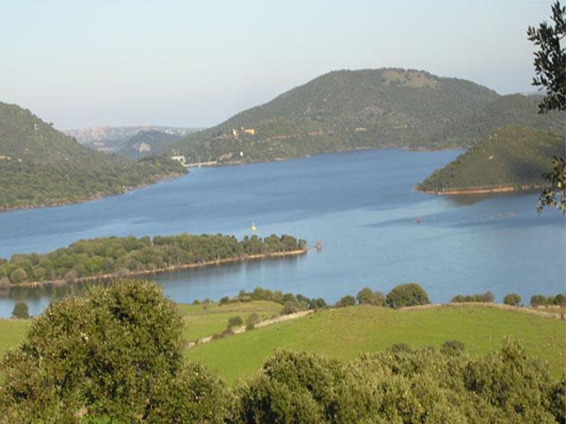 Meer Lago Liscia - Luras - Sardinië - Foto