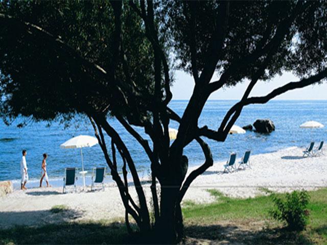 Strand - Is Morus Relais - Santa Margherita di Pula - Sardinië