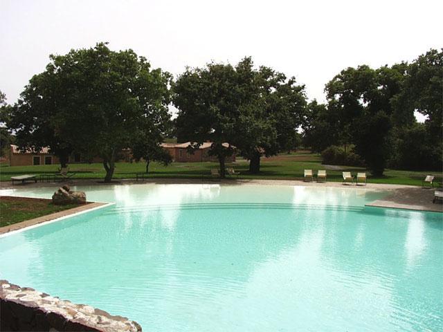 Zwembad - Hotel Mandra Edera - Abbasanta - Sardinië
