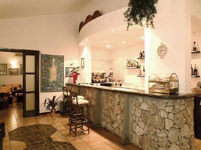 Bar - Hotel Sa Pedrera - Cabras - Sardinië