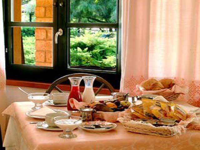 Ontbjt - Hotel Sa Pedrera - Cabras - Sardinië