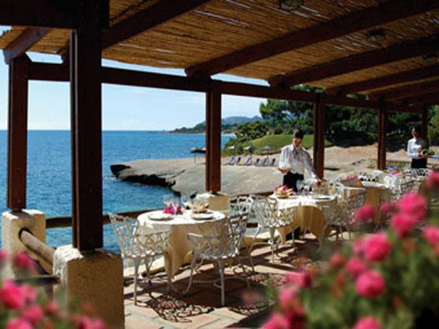 Restaurant Grill -  Is Morus Relais - Santa Margherita di Pula - Sardinië