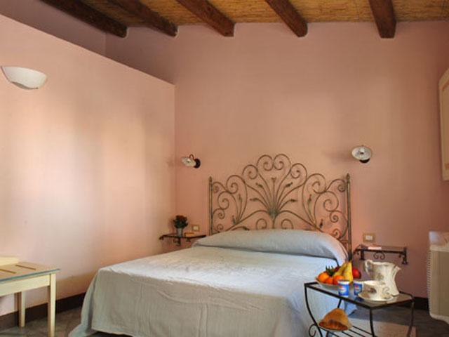 Kamer Le Tinaie - Hotel Villa Asfodeli - Tresnuraghes - Sardinië