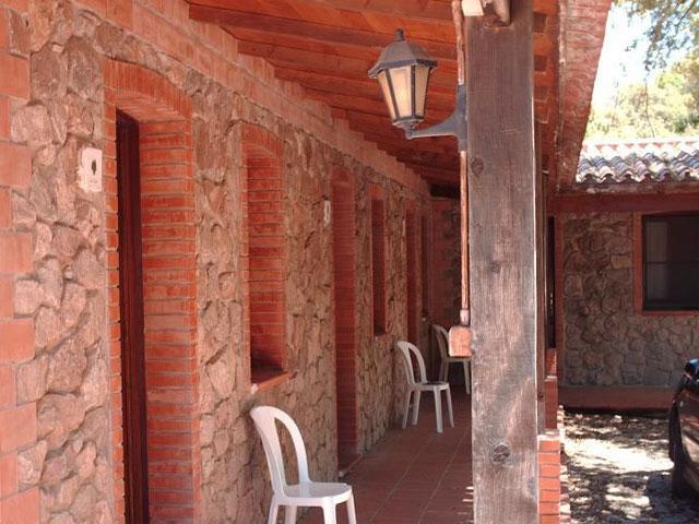 Kamers - Agriturismo La Quercia - Arbus - Costa Verde - Sardinië