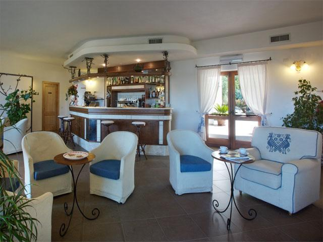 Lounge - Hotel Valkarana - Sant' Antonio di Gallura - Sardinië