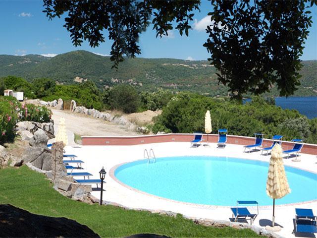 Zwembad - Hotel Valkarana - Sant' Antonio di Gallura - Sardinië