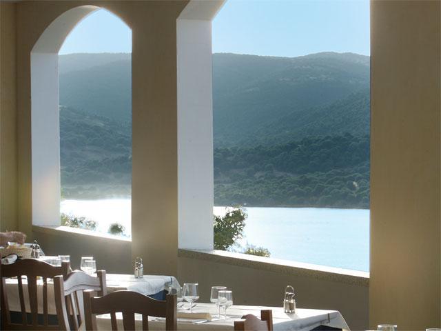 Uitzicht - Hotel Valkarana - Sant' Antonio di Gallura - Sardinië