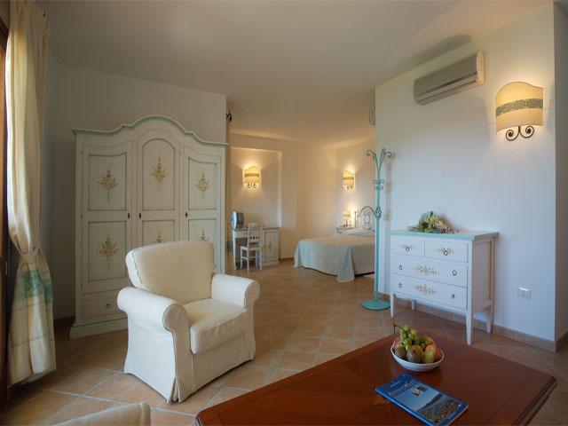 Junior Suite - Hotel Valkarana - Sant' Antonio di Gallura - Sardinië