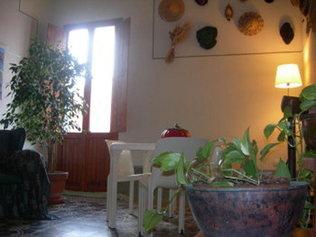 Gezamelijke ruimte - B&B Piazzasanpantaleo - Sorso - Sardinië