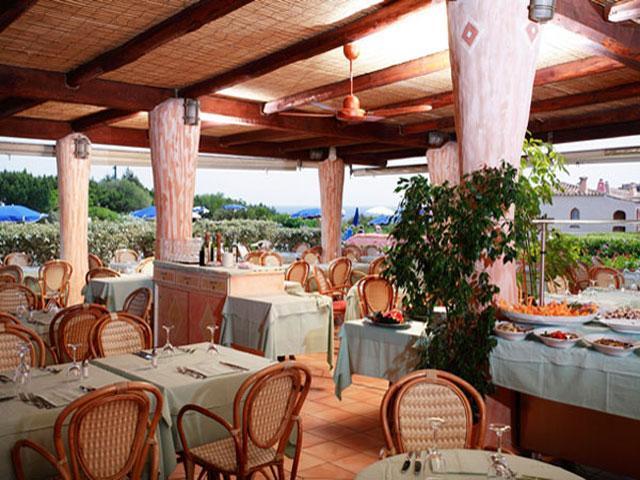 Restaurant - Grand Hotel in Porto Cervo - Sardinië