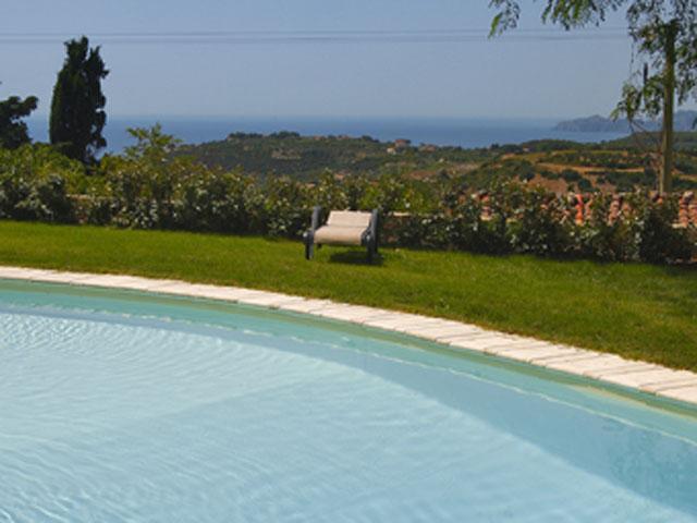 Schitterend Uitzicht - Villa Asfodeli - Tresnuraghes - Sardinië