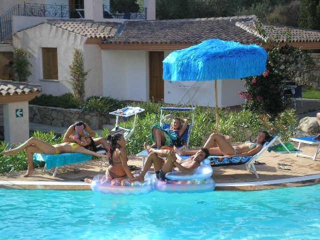 Zwembad - Residence Bouganvillage - Budoni - Sardinië