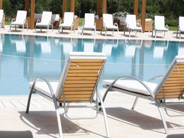 Zwembad - Villas Resort - Costa Rei - Sardinië