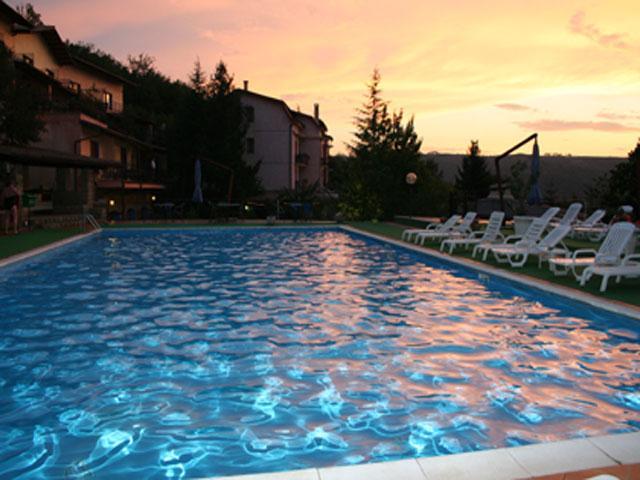 Zwembad van Hotel Sa Muvara - Sardinië - Sardinia4all