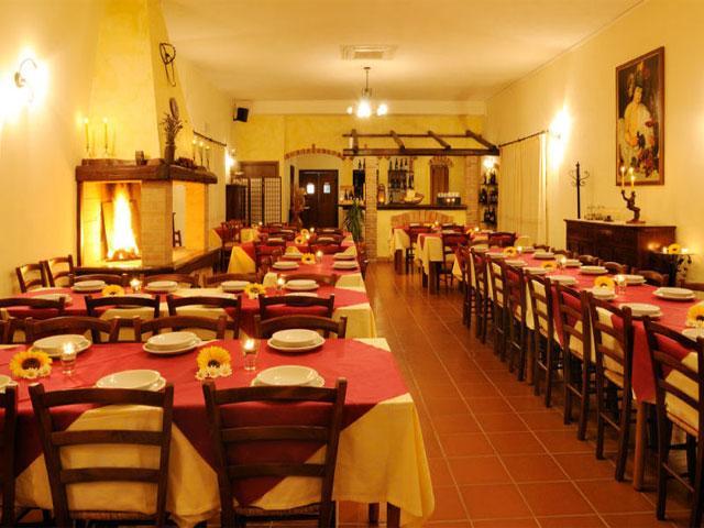 Restaurant - Agriturismo I Vigneti - Olmedo - Sardinië