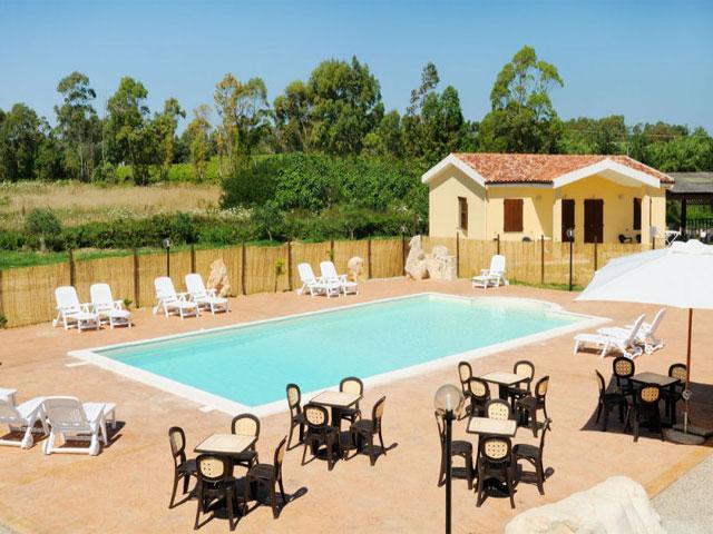 Zwembad - Agriturismo I Vigneti - Olmedo - Sardinië