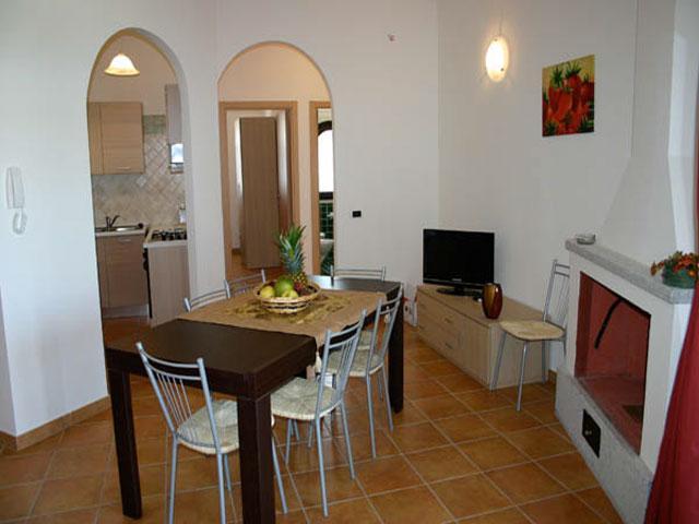 Woonkamer - Vista Blu Resort - Alghero - Sardinië