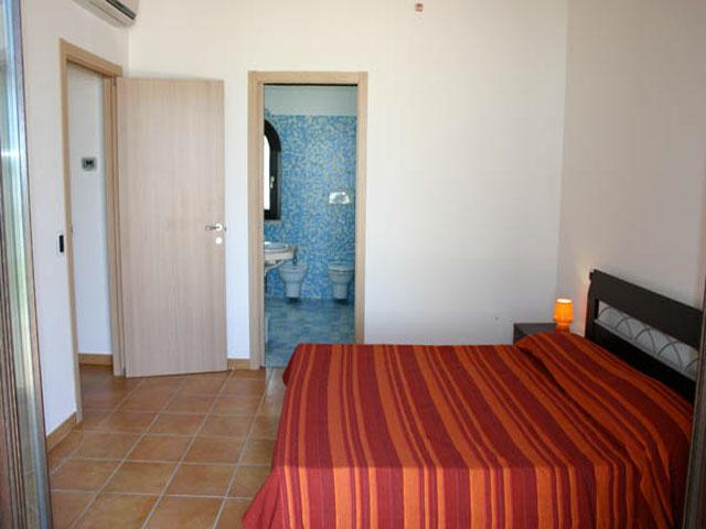 Slaapkamer - Vista Blu Resort - Alghero - Sardinië