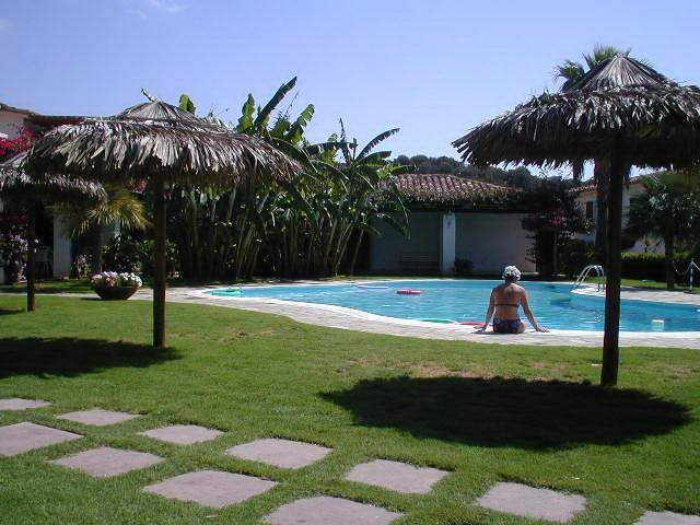 Zwembad - Residence Le Bouganville in Villasimius
