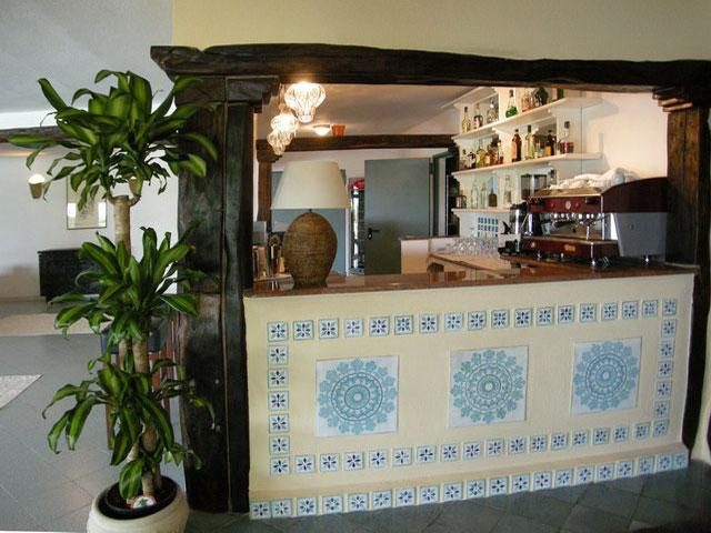 Bar - Residence Le Bouganville in Villasimius