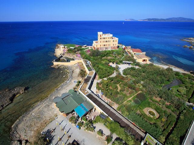Luxe hotel   Villa Las Tronas in Alghero   Sardinië