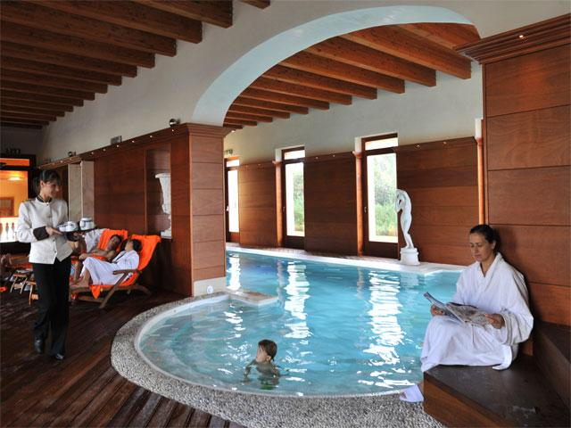 Wellness center - Villa Las Tronas - Alghero - Sardinië