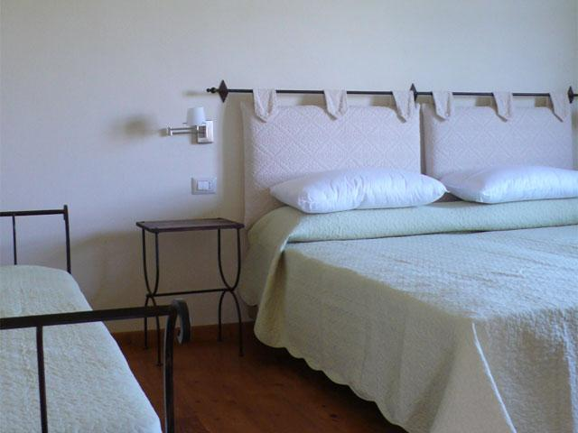 Kamer - Wine Resort Leda d' Ittiri - Alghero - Sardinië