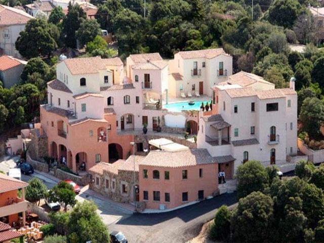 Hotel Arathena - San Pantaleo - Sardinië vakantie