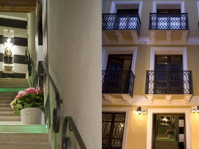 B&B The Place Cagliari - Sardinie