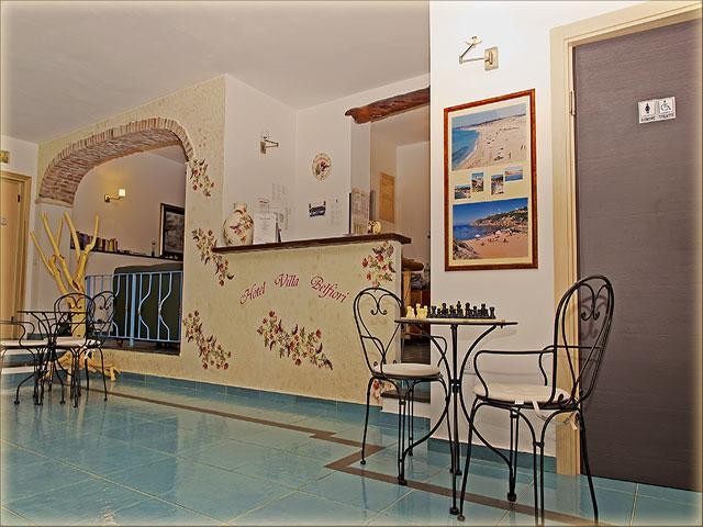 Hotel Villa Belfiori - Torre dei Corsari - Sardinie (16)