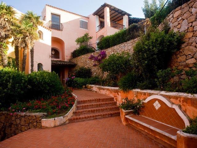 Appartementen Bagaglino I Giardini di Porto Cervo - Sardinie