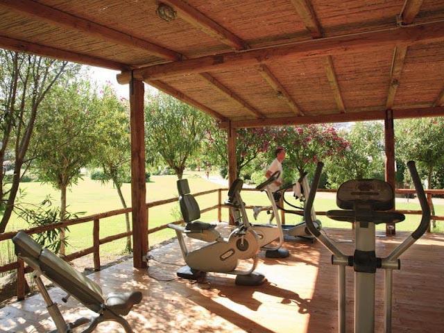 Activiteiten programma in vakantiepark Bagaglino - Sardinie (2)