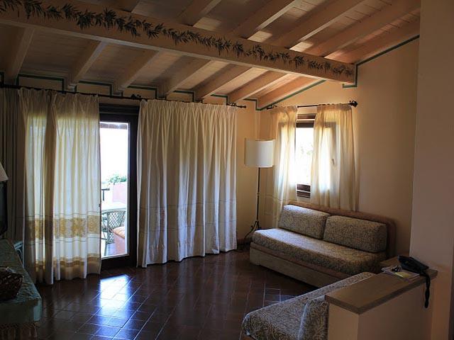 Vakantie appartement Bagaglino in Porto Cervo - Sardinie (1)