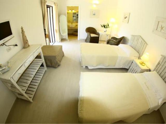 Sardinie - Alle kamers van deze B&B zijn in landelijke stijl (5)