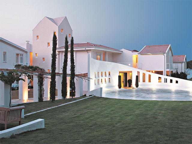 Designhotel La Coluccia -  S. Teresa di Gallura - Sardinie (5)
