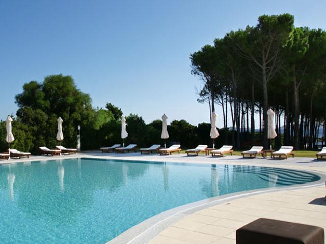 Hotel La Coluccia - Zwembad - Sardinie