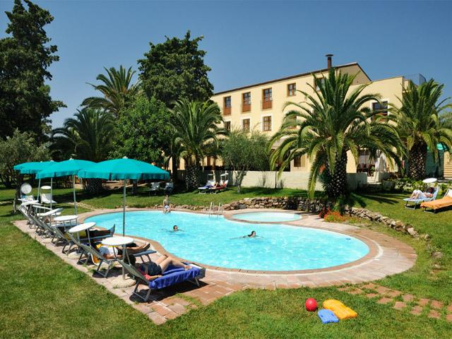Hotel in Alghero - Alghero Resort Country Hotel - Sardinie