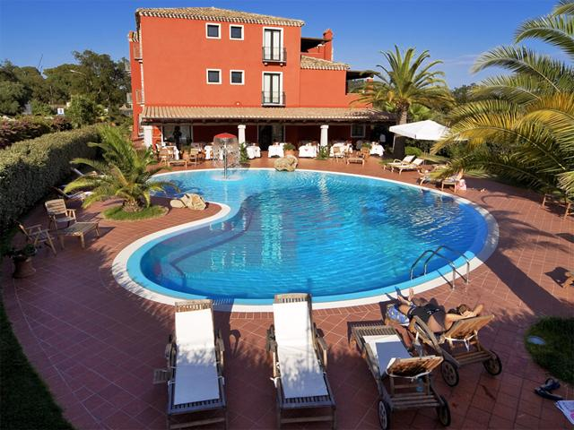 Sardinie - Hotel Sa Contonera met zwembad in Arbatax (1)