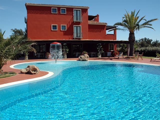 Sardinie - Hotel Sa Contonera met zwembad in Arbatax (2)