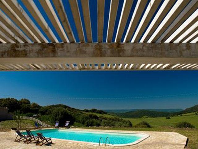 Agriturismo Genna e Corte - Laconi - Sardinie