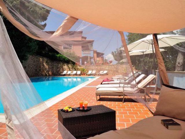 Hotel Su Lithu - Country Hotel mit pool in Sardinien